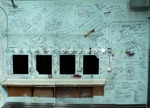 Doner Auditorim, Large Green Room, East Wall by South Dakota State University