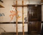 Doner Auditorim, Storage Room, South Wall by South Dakota State University
