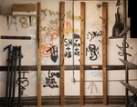 Doner Auditorim, Storage Room, West Wall by South Dakota State University