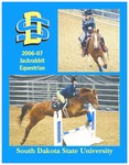 2006-07 Jackrabbit Equestrian Media Guide