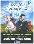 2007-08 Jackrabbit Equestrian Media Guide