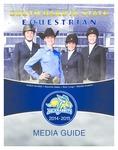 South Dakota State Equestrian 2014-15 Media Guide by South Dakota State University