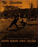 The Sportlite 1951 Football Annual: A Prospectus of the 1951 Season at South Dakota State College
