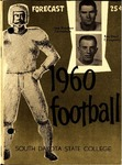 Forecast 1960 Football South Dakota State College