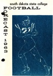 South Dakota State College Football Forecast 1963