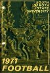 South Dakota State University 1971 Football