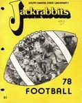 Jackrabbits '78 Football