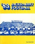 '83 Jackrabbit Football by South Dakota State University