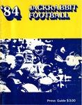 84 Jackrabbit Football by South Dakota State University