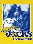 Jacks Football 1988 by South Dakota State University