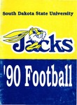 Jacks '90 Football by South Dakota State University