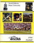 Jacks 1994 Football by South Dakota State University