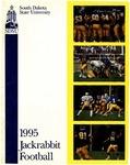 1995 Jackrabbit Football by South Dakota State University
