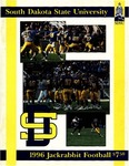 1996 Jackrabbit Football by South Dakota State University