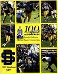 100 Years of Football: 1997 Yearbook by South Dakota State University