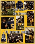 98 Jackrabbit Football by South Dakota State University