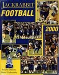 Jackrabbit Football 2000 by South Dakota State University