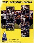 2001 Jackrabbit Football by South Dakota State University