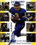 Jackrabbit Football 2002 by South Dakota State University