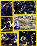 2003 Football by South Dakota State University