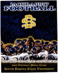 Jackrabbit Football 2007 Football Media Guide by South Dakota State University