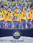 South Dakota State Football 2014 Media Guide