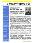 Geography Newsletter