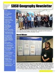 Geography Newsletter by Department of Geography