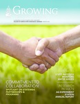 Growing South Dakota (Winter 2013) by College of Agriculture &. Biological Sciences