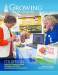 Growing South Dakota (Spring 2013) by College of Agriculture &. Biological Sciences