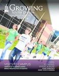 Growing South Dakota (Fall 2013) by College of Agriculture &. Biological Sciences