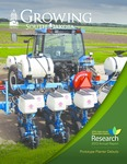 Growing South Dakota (Winter 2014) by College of Agriculture &. Biological Sciences