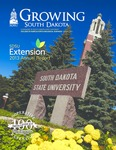 Growing South Dakota (Spring 2014) by College of Agriculture &. Biological Sciences