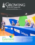 Growing South Dakota (Winter 2016) by College of Agriculture &. Biological Sciences