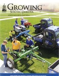 Growing South Dakota (Summer 2016) by College of Agriculture &. Biological Sciences