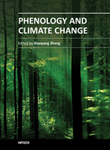 Phenology and Climate Change by Xiaoyang Zhang