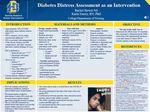 Diabetes Distress Assessment as an Intervention (Poster)