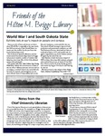 Friends of the Hilton M. Briggs Library: Spring 2017 by Hilton M. Briggs Library