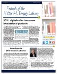 Friends of the Hilton M. Briggs Library Newsletter: Spring 2018