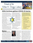 Friends of the Hilton M. Briggs Library Newsletter: Spring 2020 by Hilton M. Briggs Library