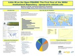 Little IR on the Open PRAIRIE: The First Year of the SDSU Institutional Repository