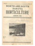 North and South Dakota Horticulture, August 1932