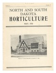 North and South Dakota Horticulture, May 1933