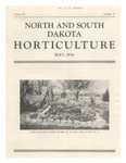 North and South Dakota Horticulture, May 1934