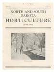 North and South Dakota Horticulture, June 1934