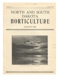 North and South Dakota Horticulture, August 1934