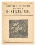North and South Dakota Horticulture, January 1935