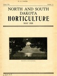 North and South Dakota Horticulture, May 1935