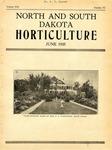 North and South Dakota Horticulture, June 1935