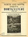 North and South Dakota Horticulture, April 1936